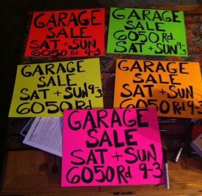 garageSaleSigns